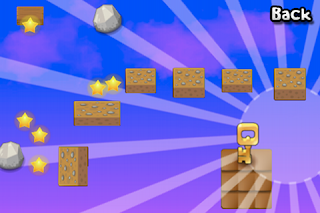 Ball bouncing physics iPhone game