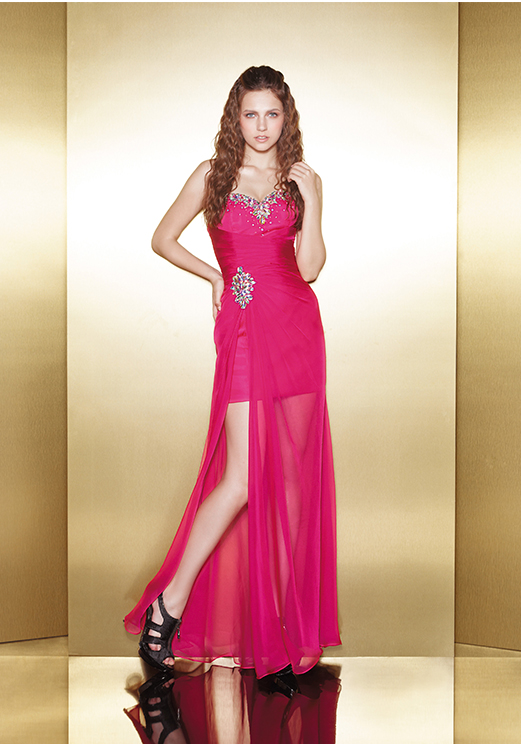 Love 16 Long Prom Dresses by Enzoani 2013