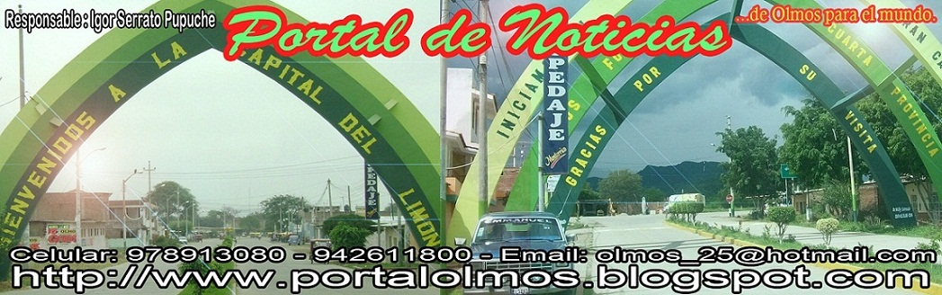 PORTAL OLMOS