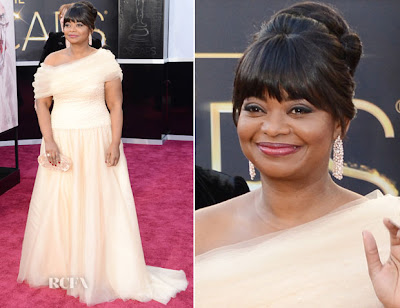 oscars octavia spencer Mega Photo Collection From The Oscars 2013