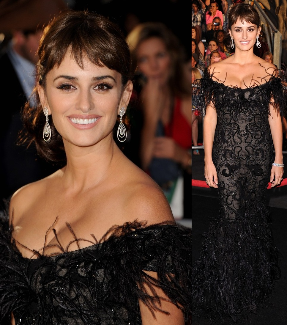 Penelope Cruz Hair, Long Hairstyle 2013, Hairstyle 2013, New Long Hairstyle 2013, Celebrity Long Romance Hairstyles 2172