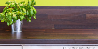 moderne Küche, Arbeitsplatten HPL, Küchenarbeitsplatten dunkel, Küchenarbeitsplatte, HPL,