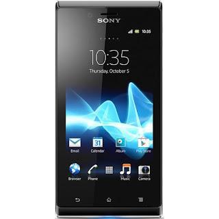 Cara Root Sony Xperia J