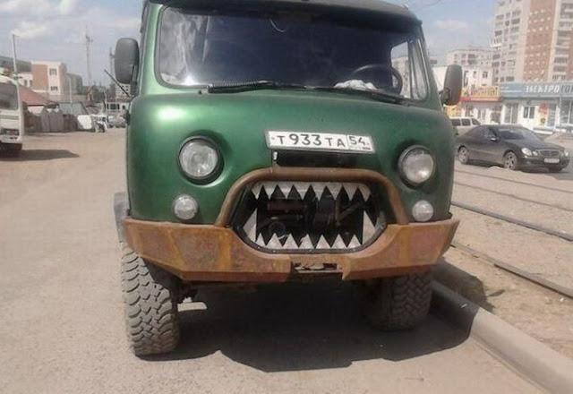 photo angry car!