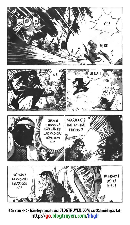 Hiệp Khách Giang Hồ chap 256 Trang 1 - Mangak.info