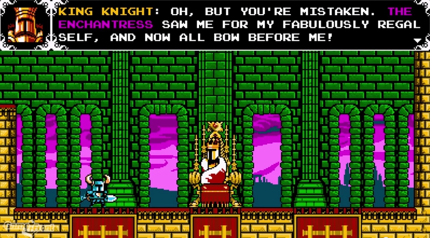 Shovel Knight Treasure Knight