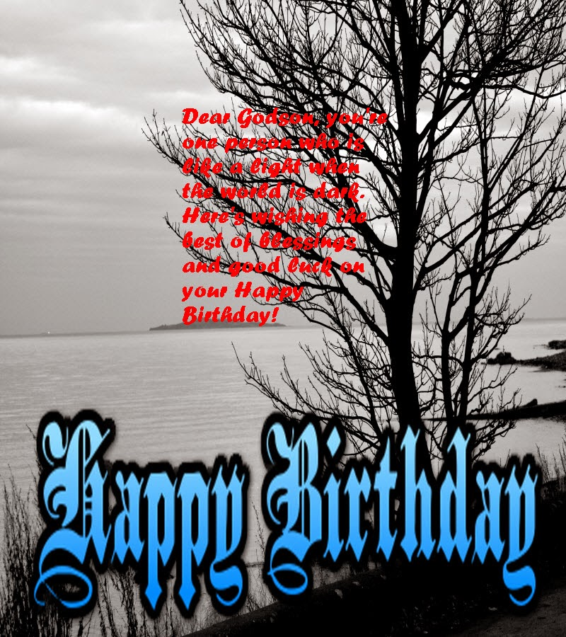 Happy birthday wishes for godson happy birthday message and quotes to download the above happy birthday wallpapergreetings image in full size first left click on the image then right click on the image and click on save m4hsunfo