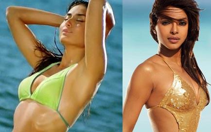 priyanka kareena bikini This violent XXX frenzy will last for eternity! mature wife raped