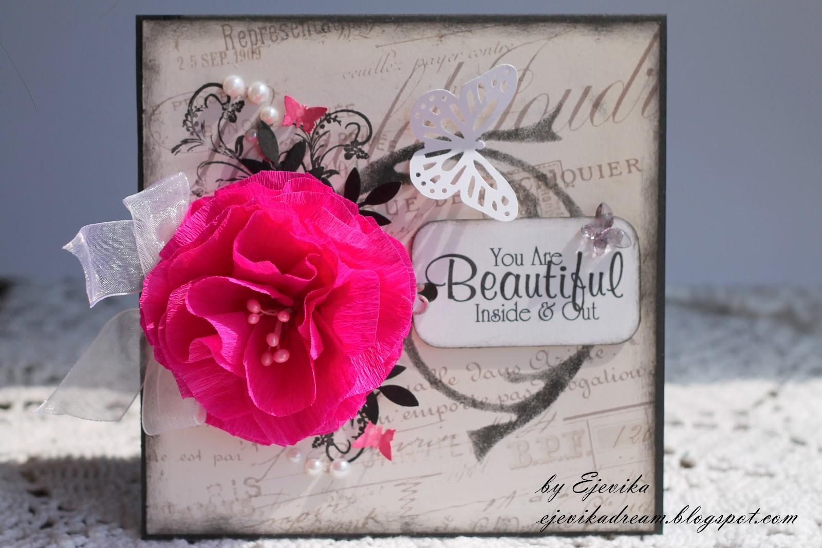 Как делать гофрированные цветы - Infoniac 18