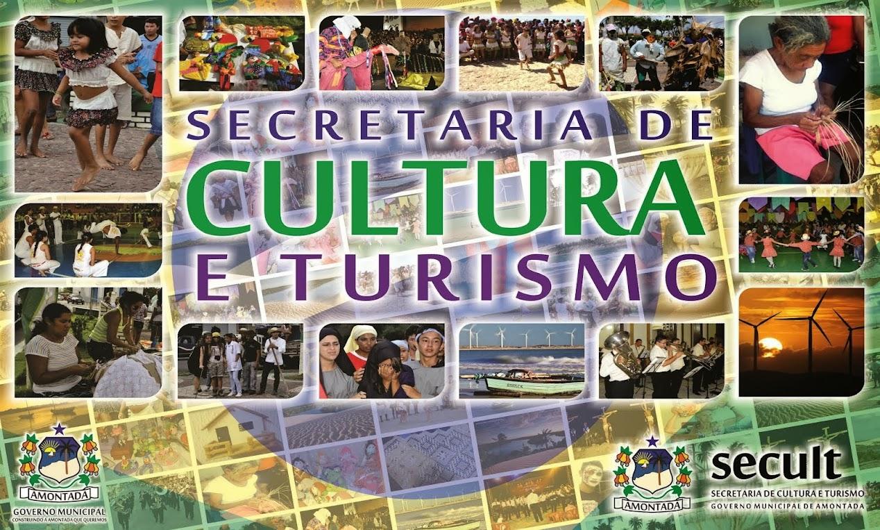Secretaria de Cultura e Turismo de Amontada