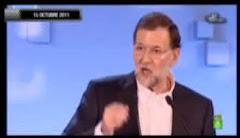 Las mentiras de Rajoy I