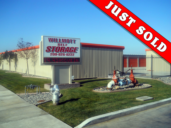 Self Storage Broker Self Storage Consultant Just Sold