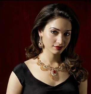 Tamannaah in Khazana Jewellery Ad