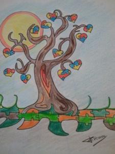 El árbol de la vida del Austimo
