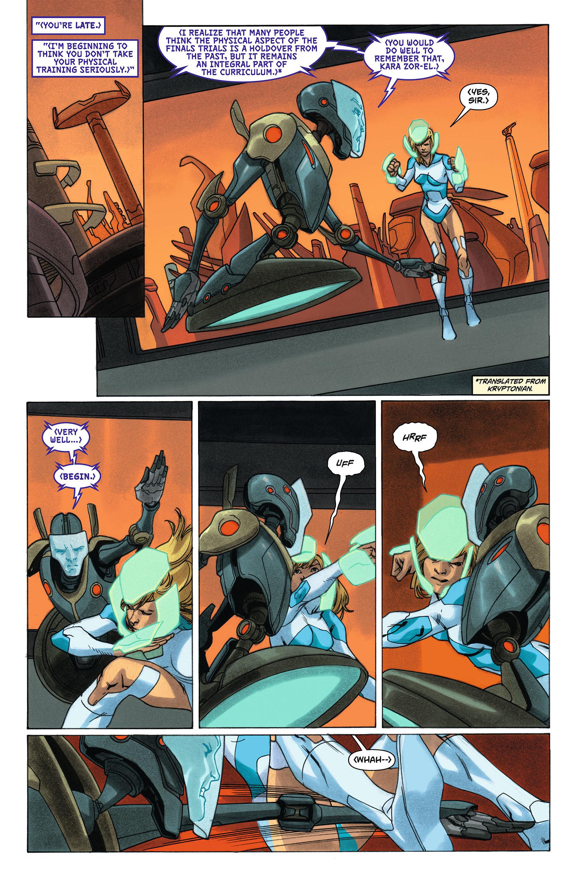 Supergirl (2011) Issue #6 #8 - English 2
