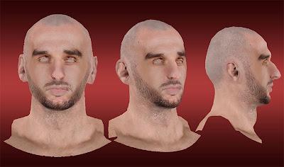 NBA 2K13 Marcin Gortat Cyberface Mod