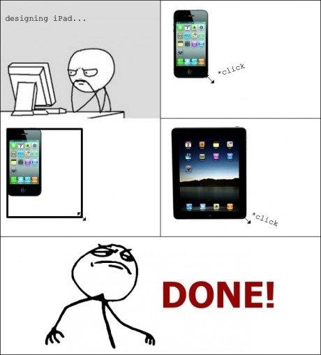 Designing iPad