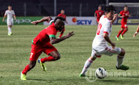 Video Highlights Indonesia VS China