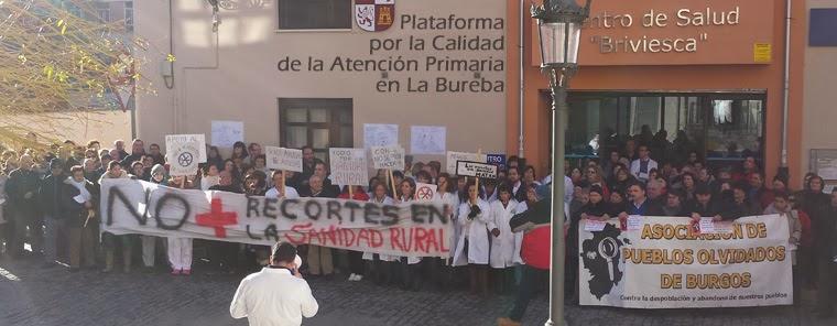 Plataforma por la Calidad de la Atención Primaria en La Bureba