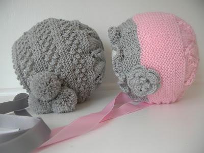 gorros de lana para niños