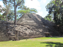 Temple of The Inscriptions -- Temple 16, Copan
