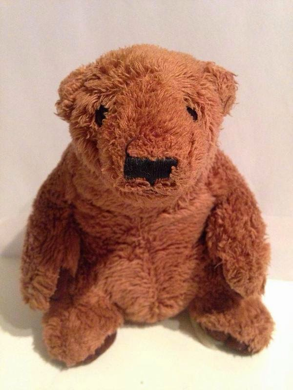 LOST BEAR FOUND AT GREAT ORMOND STREET