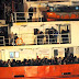 "Italy's coastguard said they narrowly averted a ""massacre"" after a cargo ship was abandoned"