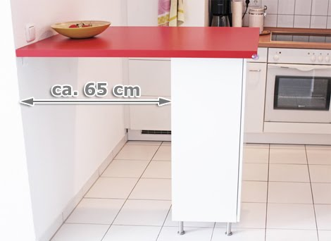Ikea kitchen counter for under 70 - Home Decoration Views