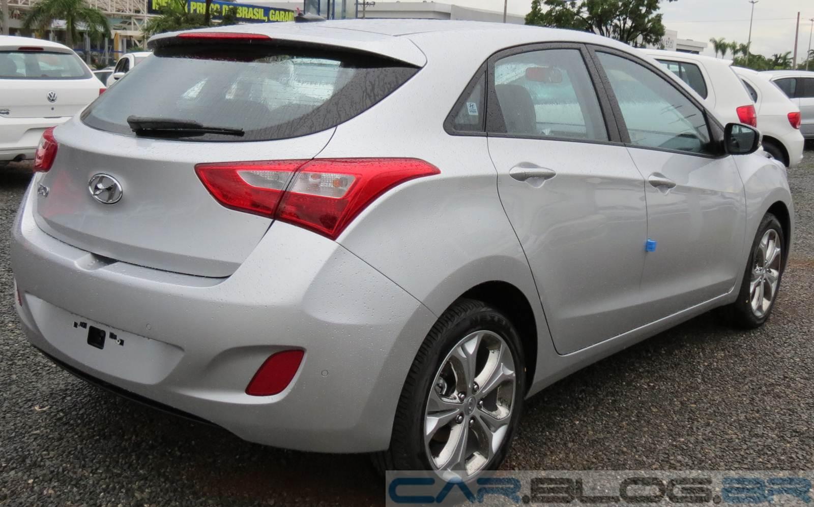 novo Hyundai i30 1.8 2014