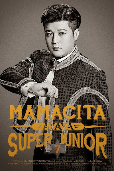 Super Junior Mamacita Shindong