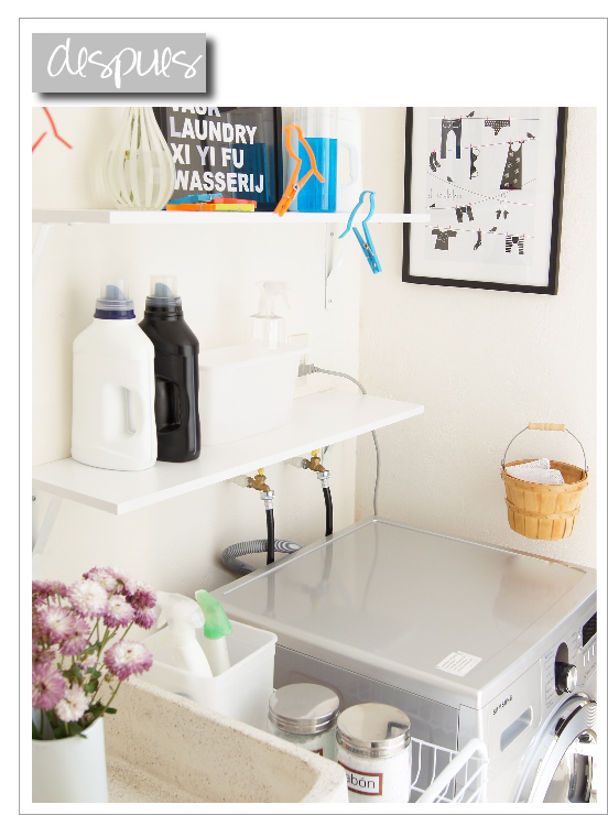AliasSkinny: REMODELACION Cuartos de lavado
