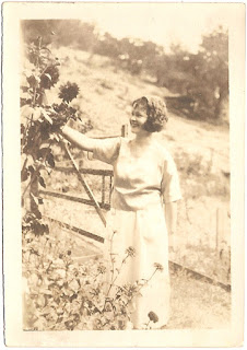 Bean family relative 1920s California