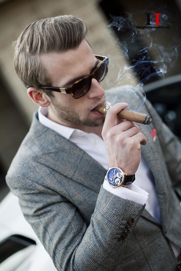chọn Đồng hồ đeo tay cho nam