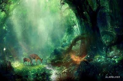 Keindahan Alam Mempersonakan Dan Menakjubkan