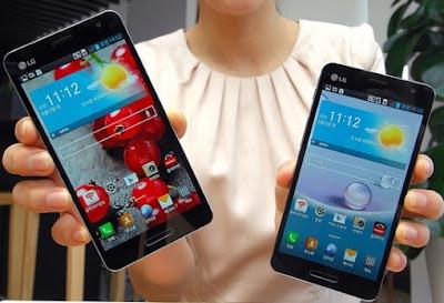 LG Optimus GK,Ponsel LG Terbaru