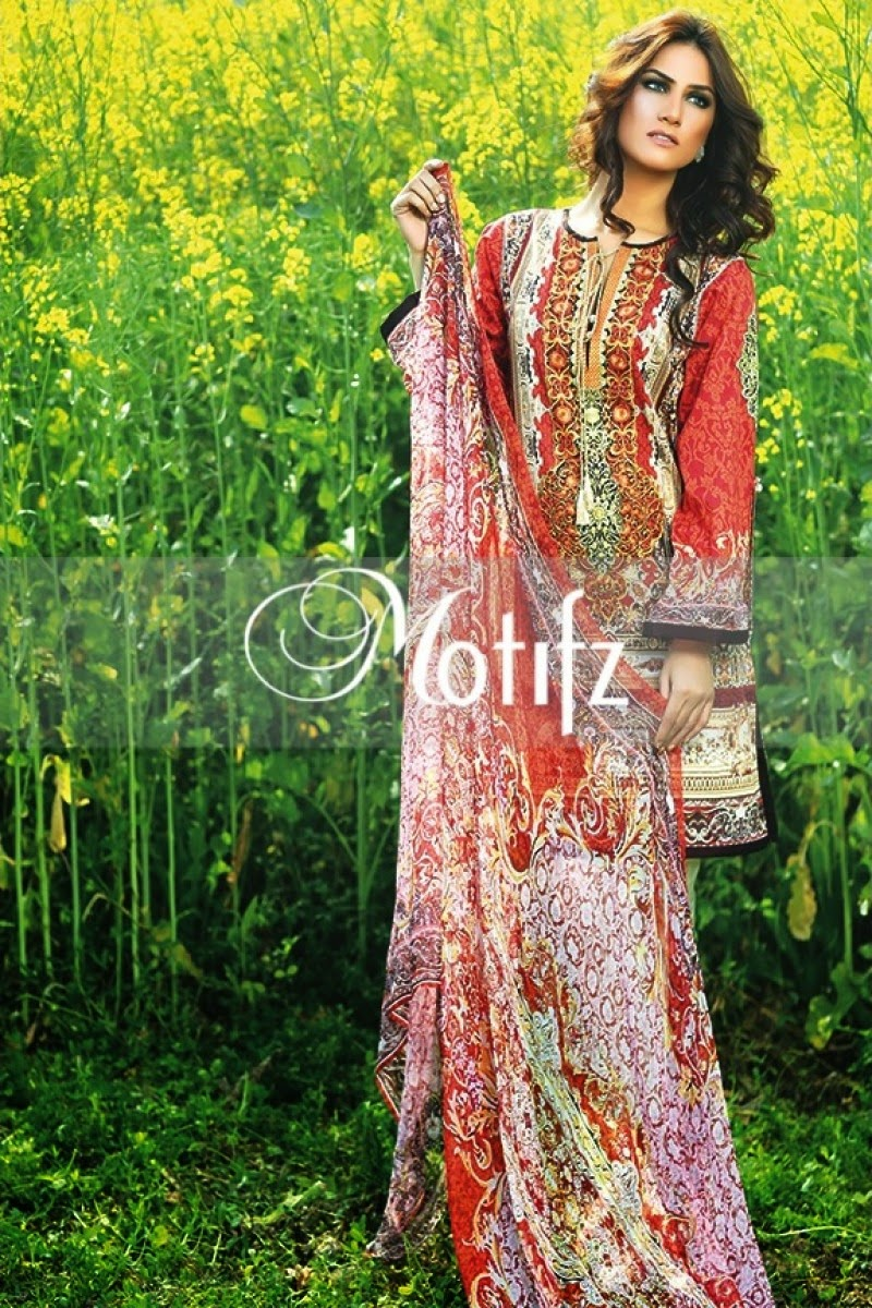 Motifz new lawn collection