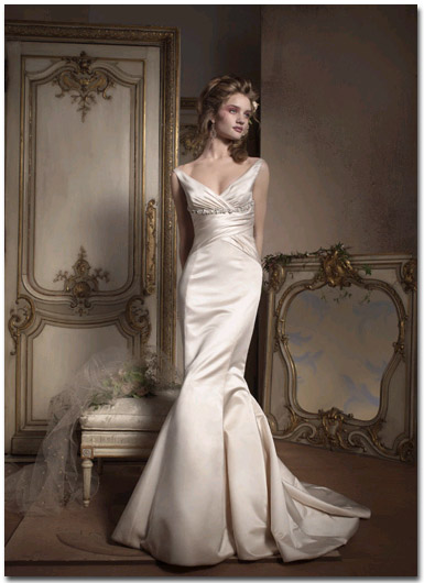 Wedding Dresses Small Bust Large Hips : Fashion style