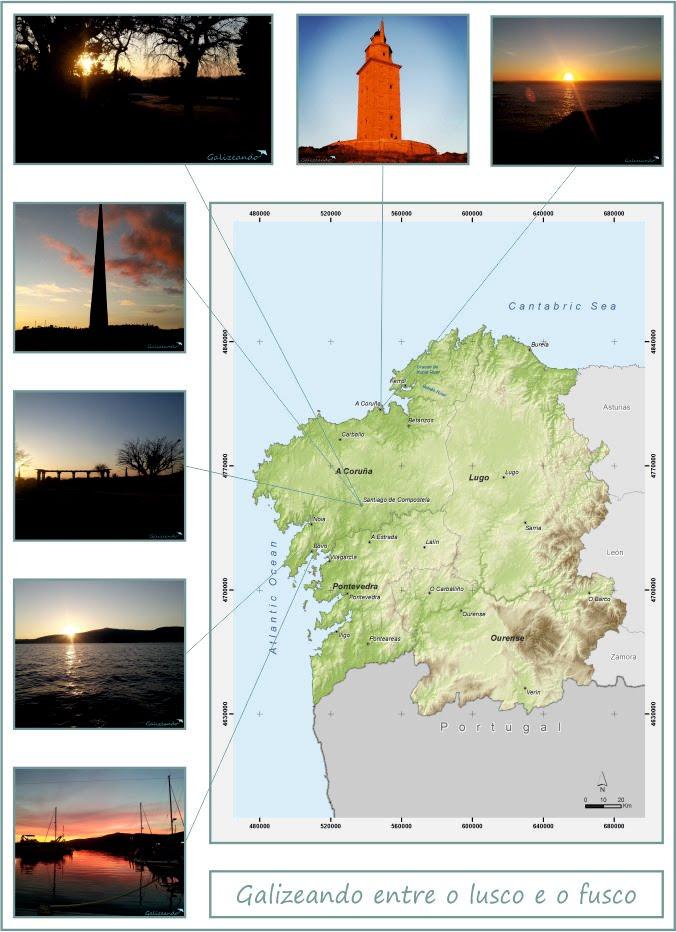 Solpores de Galicia