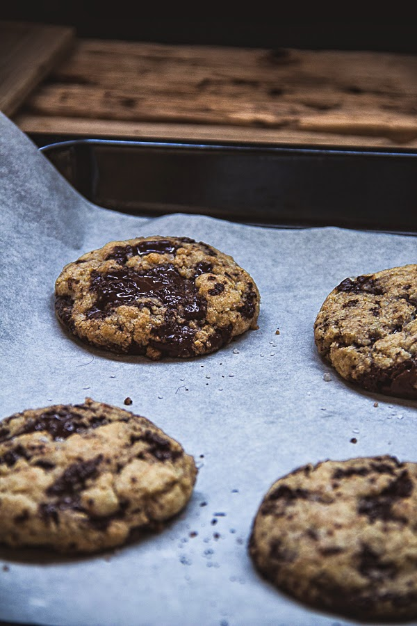 Chocolate Chip Cookies - This is a Sweet Blog