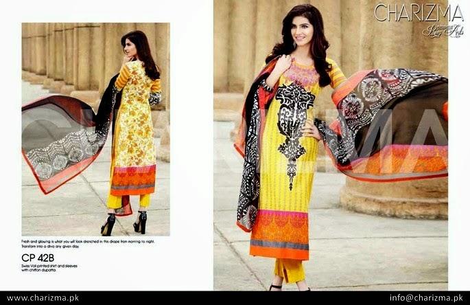New Summer Dresses fashion by Charizma