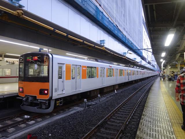 電車,東武線〈著作権フリー無料画像〉Free Stock Photos