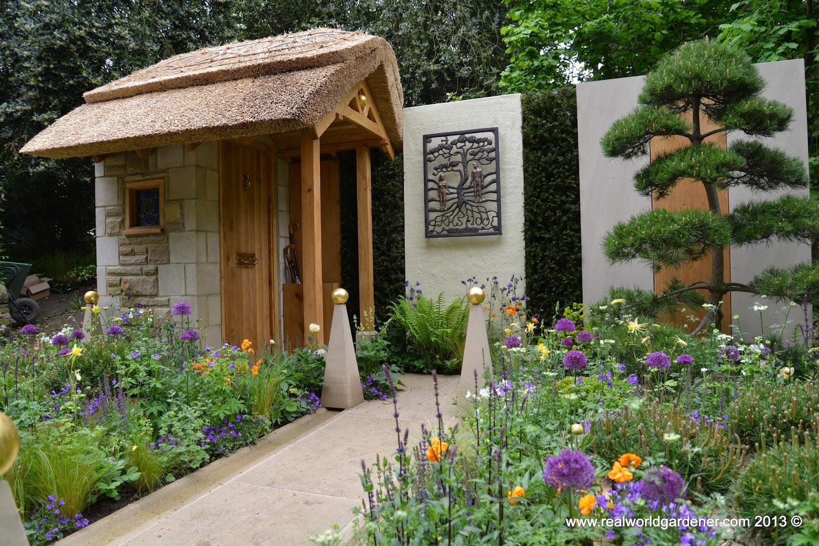 real world gardener concept gardens in garden design. Black Bedroom Furniture Sets. Home Design Ideas