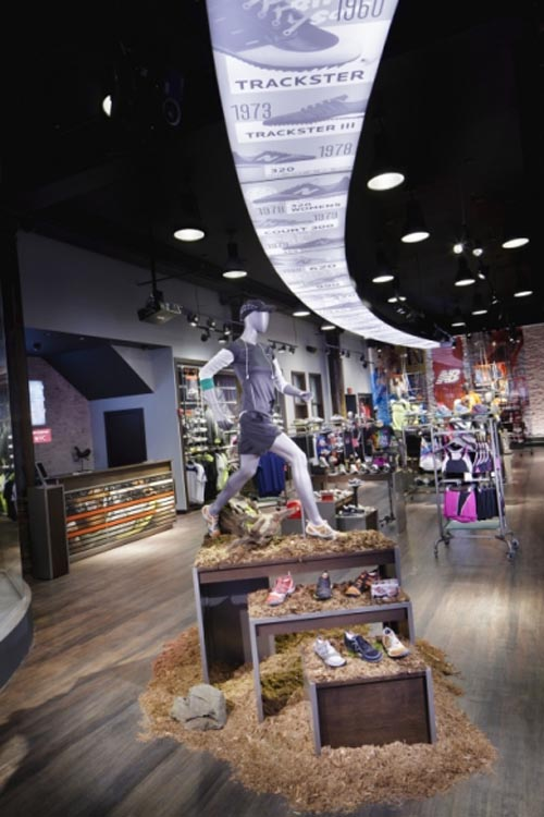 The Sport Store of New Balance New York