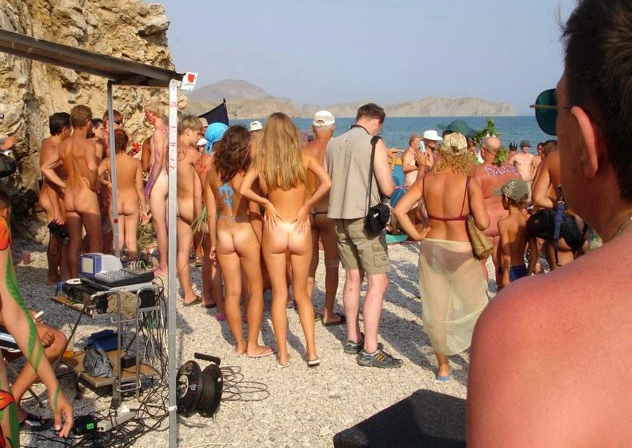 Koktebel Nudist Beach Girls - Sex Porn Images