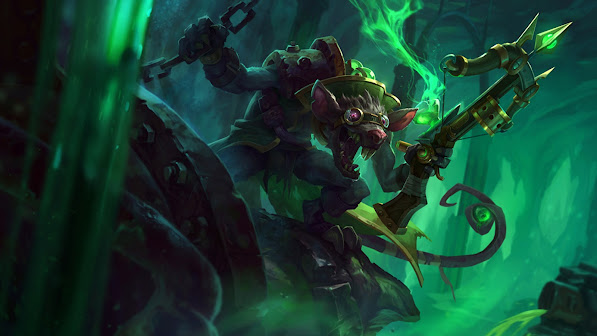 new twitch splash art league of legends game hd