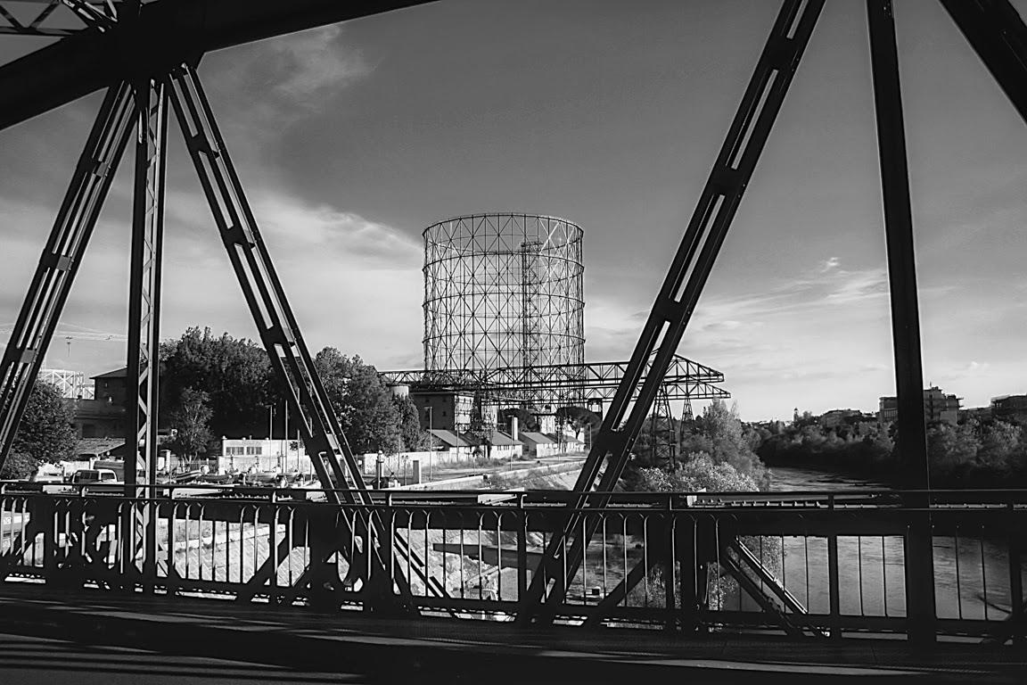 Passeggiata nella Città Industriale: il Quartiere Ostiense