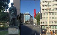 Monumento a Carlo Porta - Il Mio Vivere A Milano