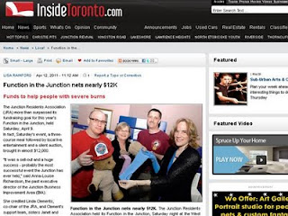 Function in the Junction Toronto, screenshot insidetoronto.com