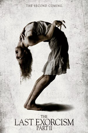 The Last Exorcism Part II: Official Release Poster