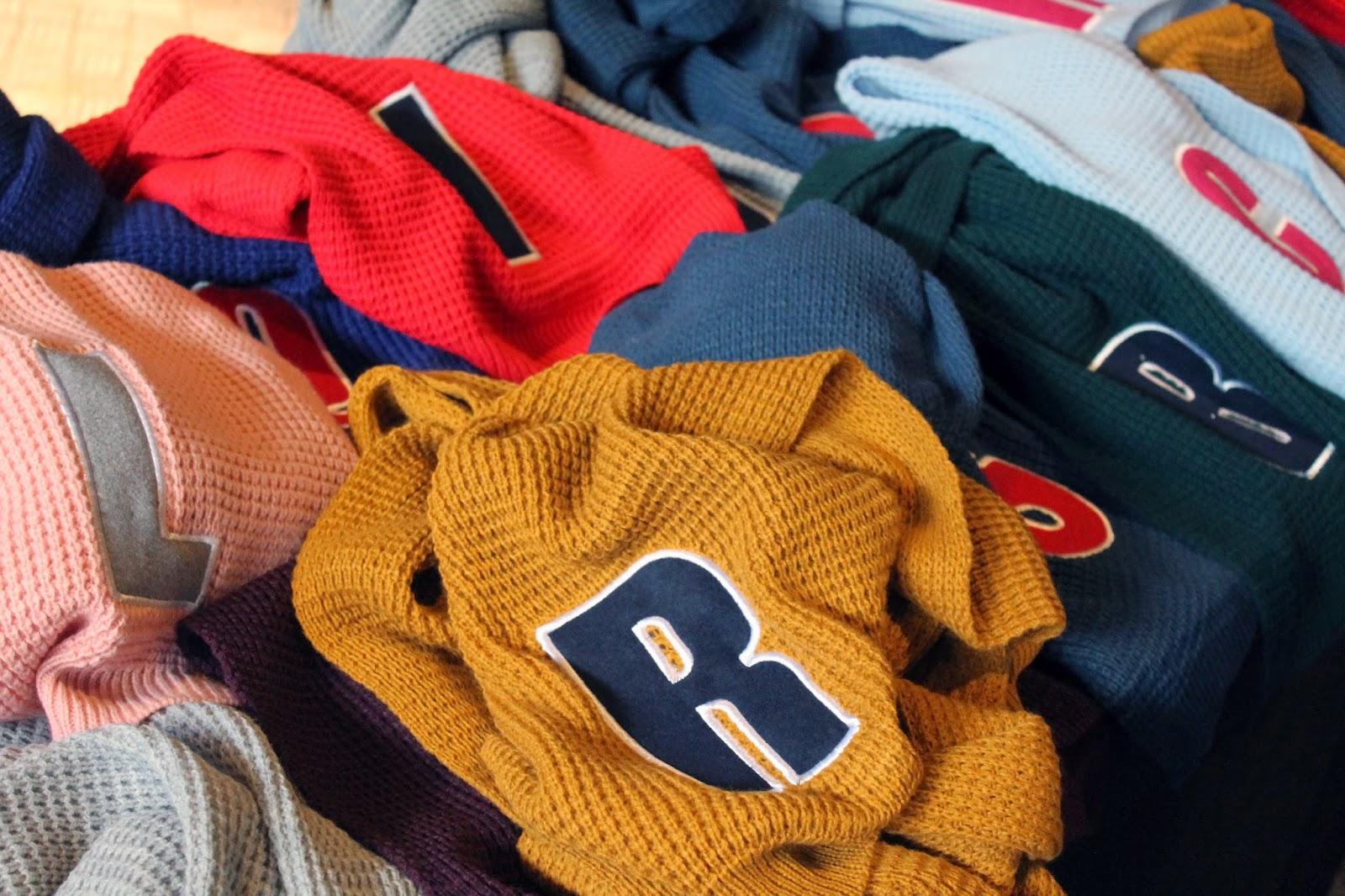 matalan alphabet scarves liverpool celebration of style 2014
